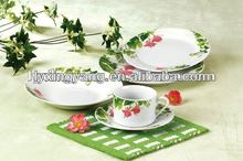Factory directly sell dinner set porcelain,dinnerware set ceramic