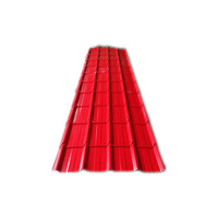 Factory direct ppgi prepainted corrugated steel roofing sheet gold supplier