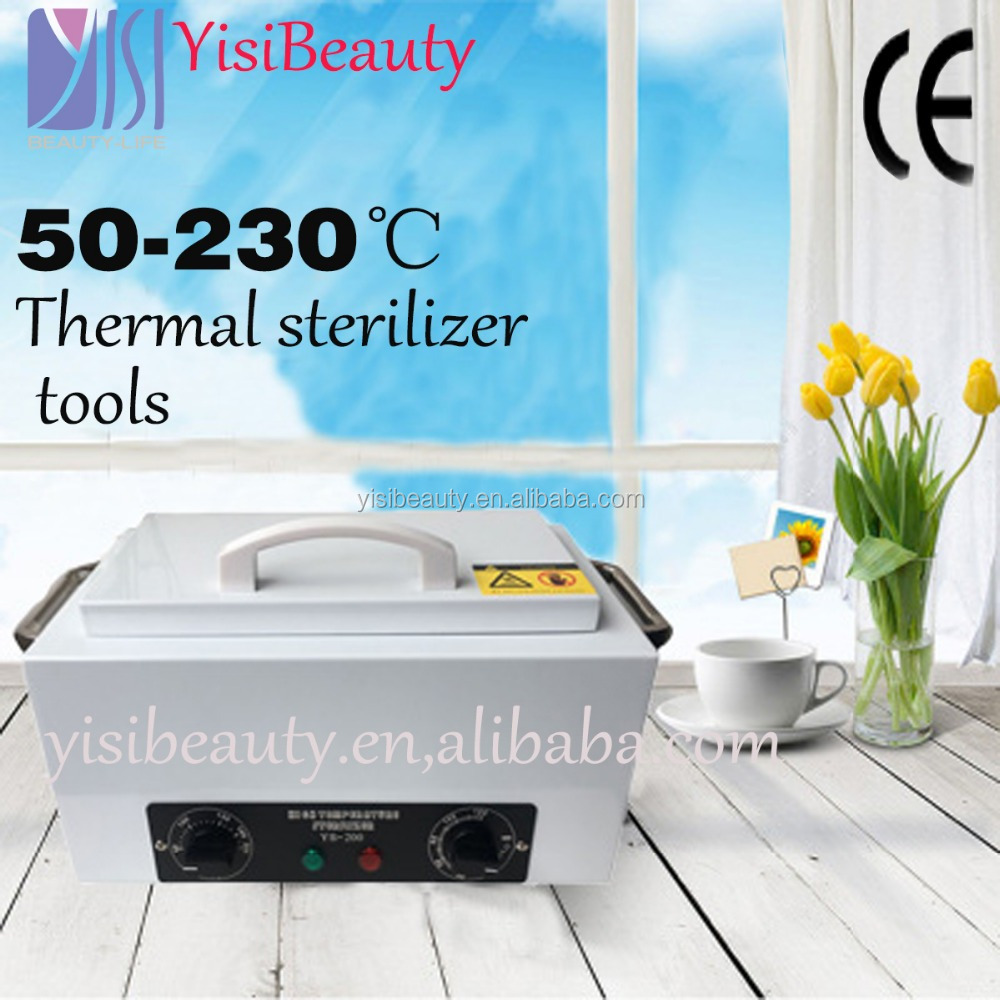 Beauty and hair disinfection tool ys-200 ozone sterilizing cabinet