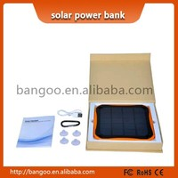5600mah colorful solar panel charger battery power for all kinds of cell phones
