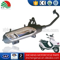 Exhaust Pipe Motorcycle / Scooter Exhaust Pipe Motorcycle / Exhaust Pipe Motorcycle for Sale WP-125CC