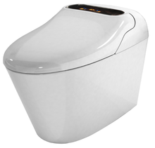 One piece intelligent toilet with Child function&night light,music function electric bidet,Smart washing toiletRSD9750