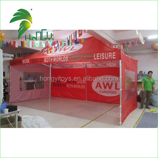 3x3m Outdoor Folding Tent / Folding Camping Tent / Advertising Tent with Aluminum Stand