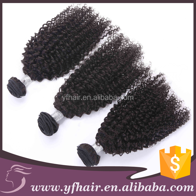 Factory price wholesale cheapest weaving virgin Indian amazing curly human hair