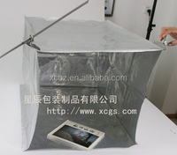 Hot Sale PET/AL/CPE Large Aluminum Foil Packaging Bag