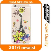 mobile phone cover, phone cover wholesale solf tpu silicon case for iphone 6