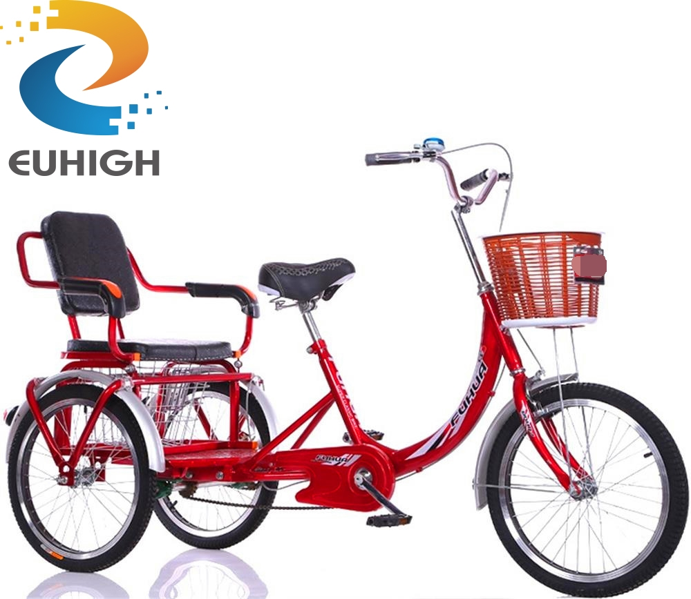 High quality adult cargo tricycle manufacturer