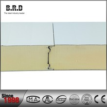 B.R.D polyurethane pu sandwich insulated wall panel for sale