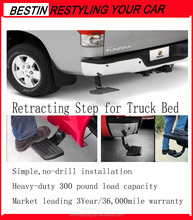 100% Guranteed quality Tundra truck bed retracting step