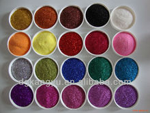 2017 pedicure chair glitter powder for screen printing