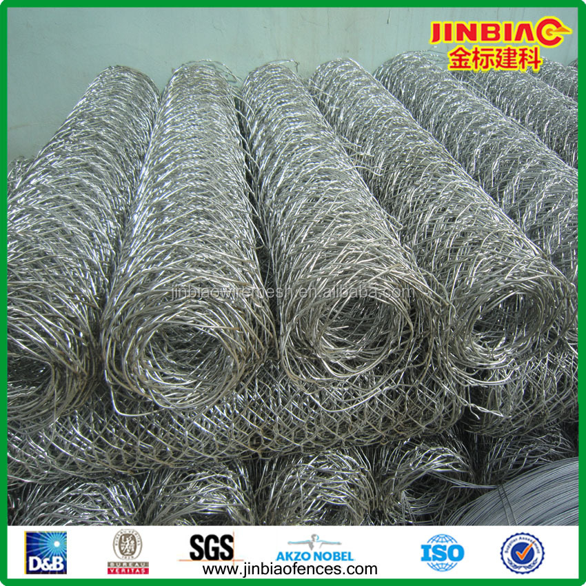china supplier small animal mesh fences hexagonal wire netting