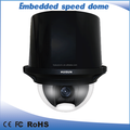2 Megapixel High Speed Dome Indoor Ceiling-mounted Embedded PTZ IP Camera