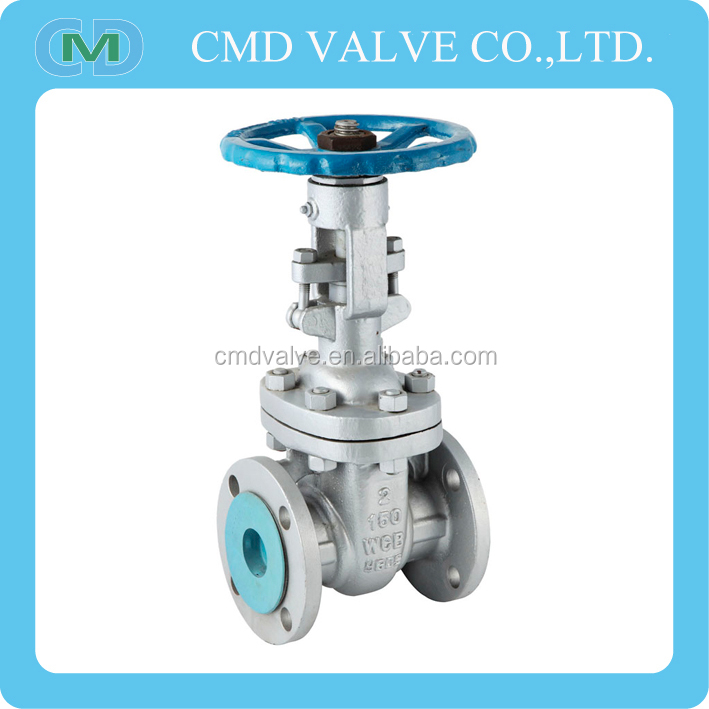 API 6 Inch 12 Inch 150LB Manual Cast Steel ASME A216 WCB OS Y Wenzhou Industrial Stem Gate Valve With Price