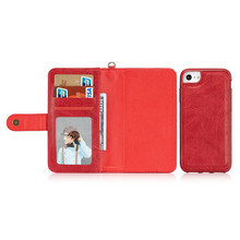 Fashion cell phone pouch wallets for smartphone, pouch wallet case for iphone 6, wallet pouch for iphone