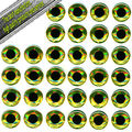 3D Round Fishing Eyes fishing lure