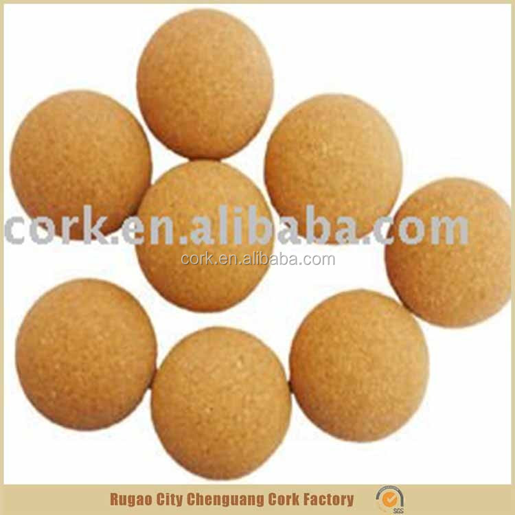 Promotional Cork Ball for Fishing Floating Manufactures