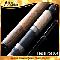 390cm Factory price carbon feeder fishing rod