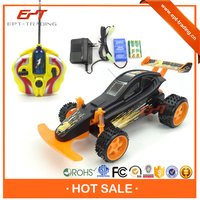 Wholesale kids 4CH RC plastic rechargeable small toy car with battery