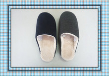 Professional supply chinese style man slipper OEM