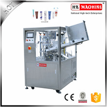 Full Automatic Stainless Steel Plastic Tubes Filling And Sealing Machine Widely Applied In Daily Chemical, Medicine,Food