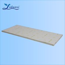 Soft and comfort Royal comfortable fire retardant memory foam mattress topper