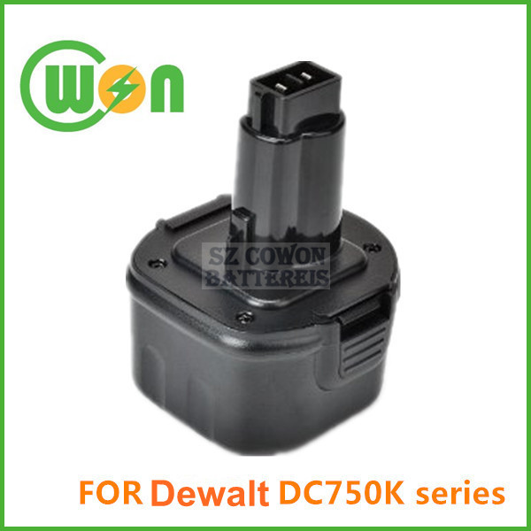 Replacement Battery for Dewalt DE9036 DE9061 DW9061 DE9062 DW9062 Power Tool Battery