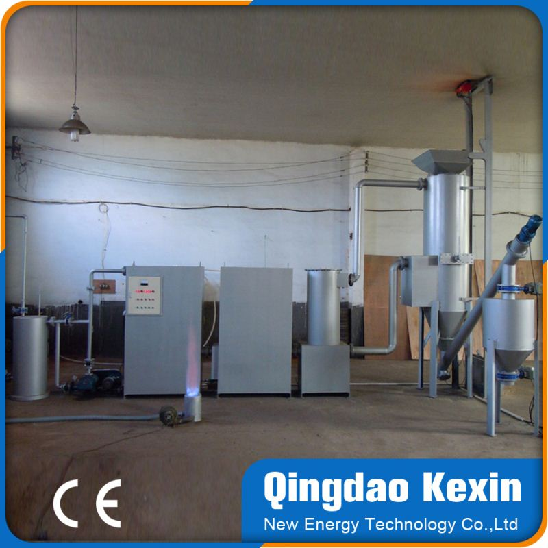 high efficiency natural home cooking and heating biomass gasifier gas generator