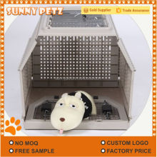 High Quality Stainless Steel Folding Dog Cat Pet Cage