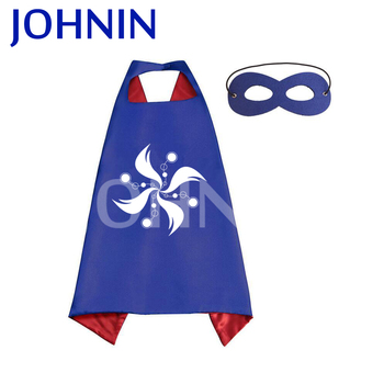 Kids Wholesale cape Cheap Custom birthday party gift Clothes