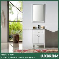 Unique simple Bathroom cabinets vanty China wholesale