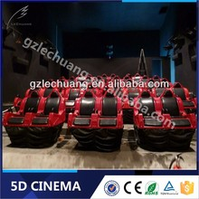 Woo!! 5D/7D/8D/9D/Xd Cinema 5D Moving Seat Theater Simulator