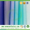 China supplier needle punched felt nonwoven fabrics