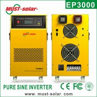 Low frequency pure sine power inverter/charger 2000w, battery charger inverter