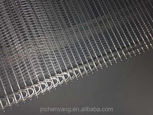 hot seller better quality steel wire mesh belt made in china