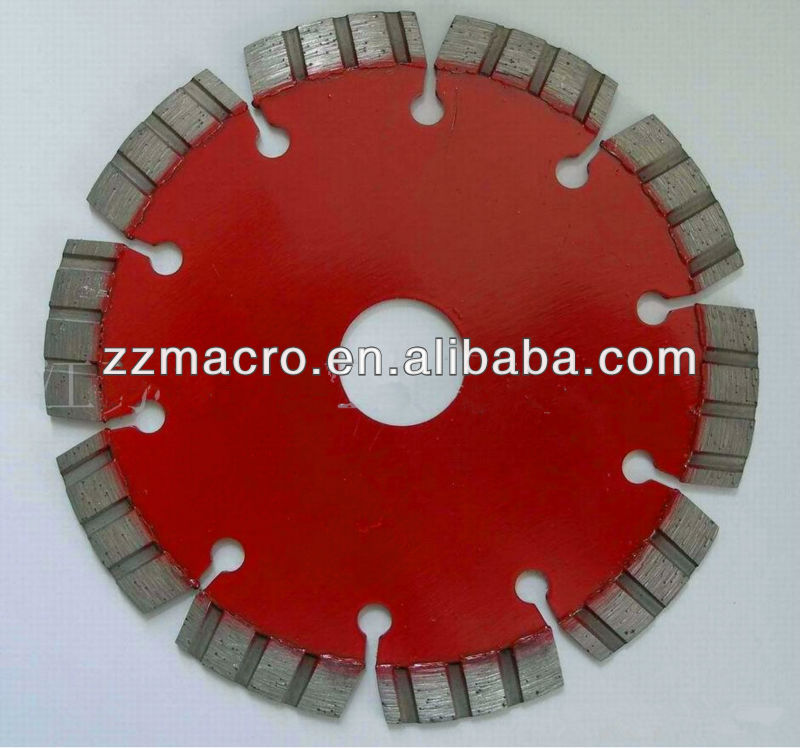250 mm tile cutting saw blade