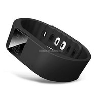TW64 Wearable Smart Wristband Bracelet,OLED/Pedometer/Sleep Tracker for Android/IOS Smartphone