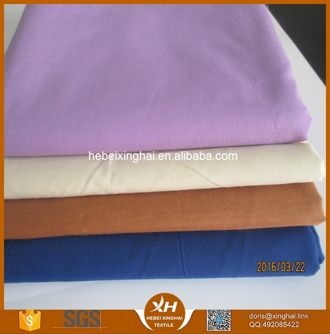 65/35 T/C polyester/cotton jersey knit fabric