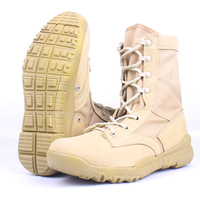 Explorer Desert Strong Quality Safety Boots From China Factory