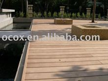 OCOX WPC outdoor decking