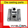 Customized Aluminum Alloy A380 Die Casting For Spare Parts , auto part, motocycle parts...