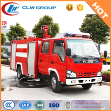fire fighting truck with 4 litres water tanker