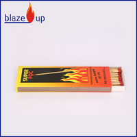 Bbq wax hexamine charcoal firestarter firelighter match wooden safety matches