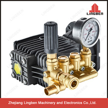 ZheJiang LingBen Machinery High Pressure Washer Car Washer Spare Parts Electric Copper Plunger Pump Good Quality LB-P200