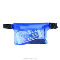 21.5*15cm waterproof big waist bag case cover for iphone 6 6s 6s plus 6+ 5s 5c for galaxy note2/3/4 s4 s5 s6 s6 s6 edge