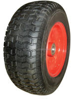 16''x6.50-8 big lawn mower pneumatic rubber wheel