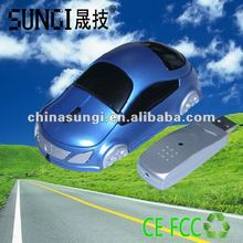 2012 New Car shape wireless optical mouse