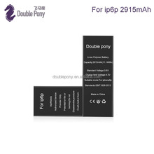Original OEM 3.7v mobile phone battery for Iphone 6 PLUS superior quality with tool kits