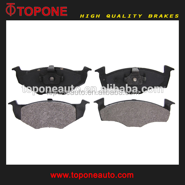 Auto Spare Parts For VW Car Front Brake Pads For VW D694 GDB1274