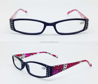 New design heart pattern reading glasses