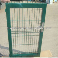 Steel Iron Fencing Metal Gate And Door
